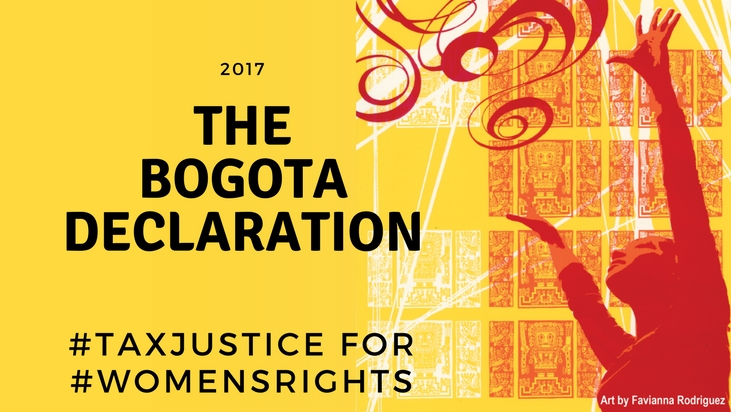 The Bogota declaration - EN