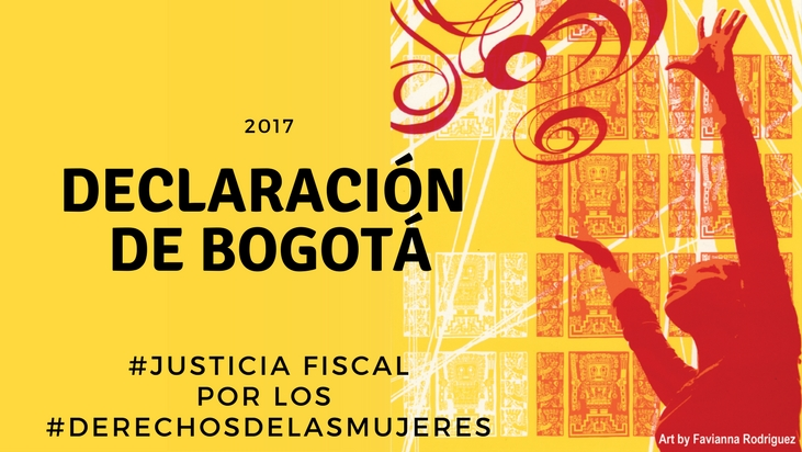 The Bogota declaration - ES