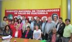 Mission de solidarité dépêchée par la PSI au Guatemala
