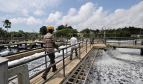 India - Sewage treatment plant, Kavoor, Mangalore, India. Photo: ADB