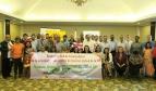 Encuentro de trabajadores de administración central de América Latina