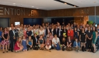 There were around 100 participants at the conference