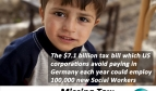 Missing tax example for Germany