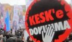 Rally outside Adliye Criminal Court, Ankara 10.04.13