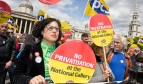 No privatisation at the National Gallery