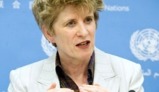 Kate Gilmour, Deputy High Commissioner for Human Rights