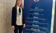 Lena Vennberg, PSI's first participant at WHA Watch