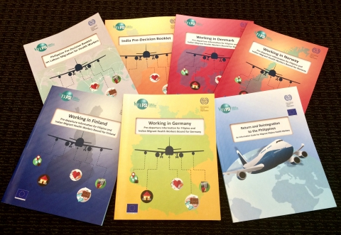 Migration pre-decision kits for Indian & Filipino health workers