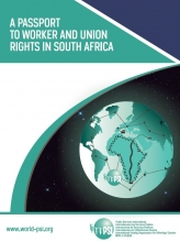 A passport to worker and union rights in South Africa