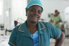 Community health worker - Direct Relief - Creative Commons