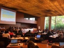 ILO TTM on refugees