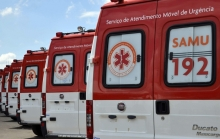 SAMU ambulances, Brazil