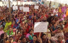 Some of the 4000 women affected by the rule