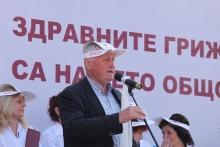 Ivan Kokalov, President of Federation of Bulgarian Trade Unions - Health Services