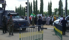 Nigerian army takes over public power facilities