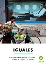 Iguales: Acabemos con la desigualdad extrema. Es hora de cambiar las reglas