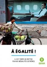 À égalité ! Il est temps de mettre fin aux inégalités extrêmes