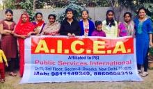 VAW activity in India