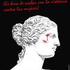 Póster: Día Internacional de la Eliminación de la Violencia contra la Mujer