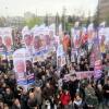 Rally KESK  devant le tribunal à Ankara - Avril 2012