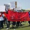 Demonstrations against energy privatisation