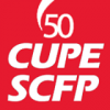 CUPE - SCFP 50 years logo