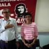 Luis Lara era dirigente del SNTSG y del FNL