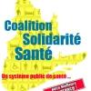 Logo: Coalition solidarité santé