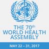 World Health Assembly logo