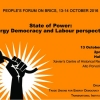 State of Power: Energy Democracy and Labour perspectives (India)