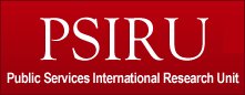 PSIRU - Public Services International Research Unit