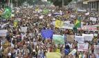 Manifestations à Rio de Janeiro le 20 juin 2013 par Semilla Luz