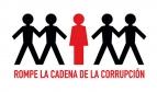 Logo Rompe la cadena de la corrupción