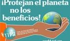 Protejan el planeto no los beneficios