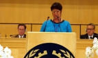 PSI leader's presentation at the ILC