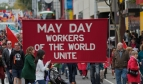 May Day March in Melbourne in 2012/Photo: Johan Fantenberg/CC