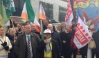 European public sector unions at the 2016 day of action