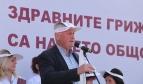 Ivan Kokalov, Président de la Fédération bulgare des syndicats - Services de santé, Bulgarie