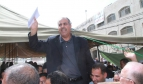 Ali Al Hadid, President du syndicat, célèbre le succès des négociations