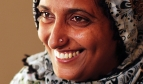 Samina, l'une des Lady Health Workers du Pakistan.