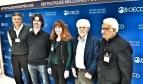 : Sergio Hemsani, Danny Bertossa, Nadja, Professor Sol Picciotto, J Bahn