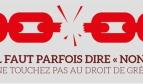 Logo Droit de Grève