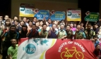 Route of Shame in Seoul - Korean Health and Medical Workers' Union