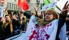 Photo: Turkey peace rally. Creative Commons: Jonny Dickens