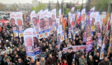 Rally KESK - Abril de 2012