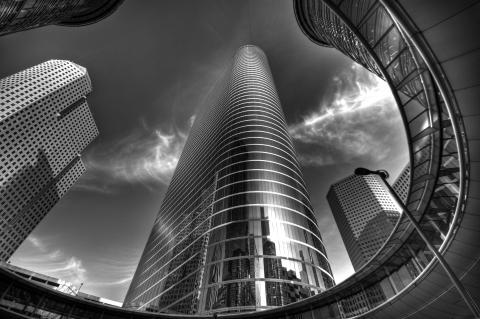 Chevron Headquarters, Houston - Photo: Dave Wilson (Creative Commons)