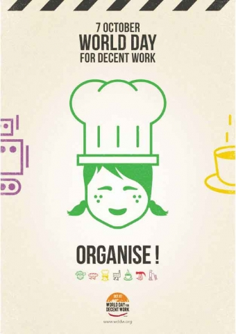 ITUC Poster for WDDW