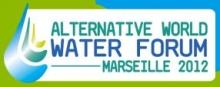 Alternative water forum logo