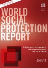 Rapport de l'OIT sur la protection sociale dans le monde 2014/15