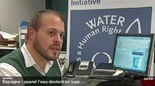 "Pablo Sanchez, initiative ""Right2Water"""